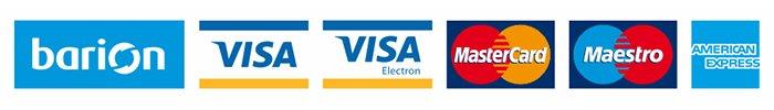 A kényelmes és biztonságos online fizetést a Barion Payment Zrt. biztosítja