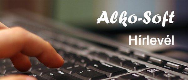 Alko-soft weboldal
